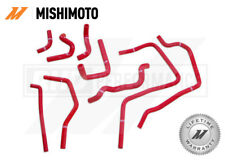 MISHIMOTO SILICONE ANCILLARY  HOSES - RED FITS SUBARU IMPREZA WRX 2001-2005