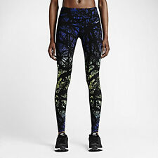 Nike Printed Engineered Women's sz XS Running Tights pants 695499 455