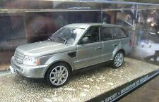"007 James Bond Range Land Rover Sport ""Quantum of Solace"" 1:43 Boxed Car Model"