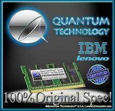 4GB RAM MEMORY FOR IBM LENOVO ORIGINAL PART# EQUIV KTL-TP3B/4G OEM FRU 55Y3717