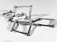 LAPPONIA Silber Collier ° Kette ° Maschinenästhetik ° Design Bjorn Weckstrom