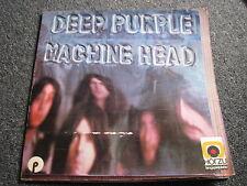 Deep Purple-Machine Head LP-GERMANY-sterco - 1972-Rock