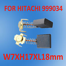 Carbon Brushes For Hitachi C14SE,M12V2,G18SR,G23SR,CC14,H65SD 999-044 Miter Saw