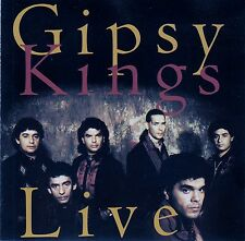GIPSY KINGS : LIVE / CD - TOP-ZUSTAND