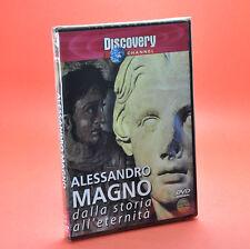 ALESSANDRO MAGNO dalla storia all'eternità DVD Discovery Channel