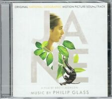 JANE Philip Glass OST National Geographic Doc Soundtrack CD Brett Morgen Goodall