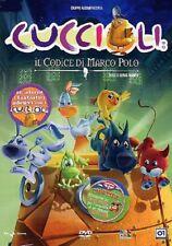 Cuccioli - Il codice di Marco Polo (DVD) Nuovo