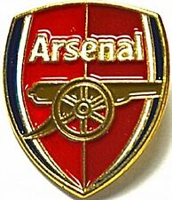 Arsenal Crest metal/enamel pin badge - official licensed product  (bb)