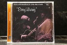 Ella Fitzgerald & Joe Pass - Easy Living