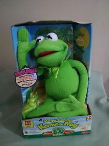 Vintage Magic Talking Kermit NIB