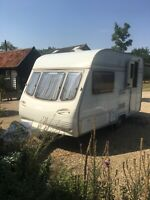 Avondale Highlight 380/2 2 berth Caravan