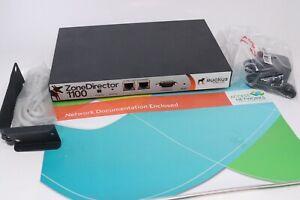 Ruckus ZoneDirector 1100 Wireless Controller 901-1106-UN00 with Power Supply