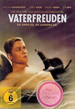 DVD - Vaterfreuden - Die einen so, die anderen so - Matthias Schweighöfer