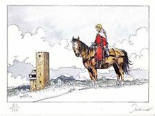 Ex Libris Mémoire de Cendres - Jarbinet - 1998