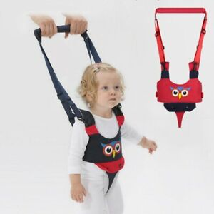Toddler Walking Assistant Safety Harness Baby Walker Belt Kids Reins Walk Strap