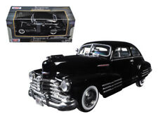 1948 Chevrolet Aerosedan Fleetline Black 1:24 Diecast Model - 73266BK *