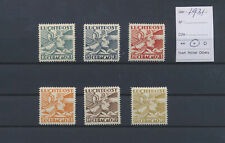 LM81123 Curacao 1931 airmail stamps fine lot MH