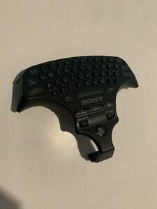 Sony PlayStation 3 PS3 CECHZK1UC Wireless Keypad  Keyboard Controller - Original