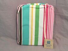 Pottery Barn PB Teen Saylor Twin Sheet+Duvet Cover+Pillowcase