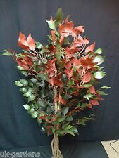 Large Artificial Capensia Tree in a Pot Indoor Office House Plant 1.2m 4ft