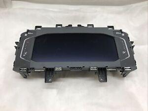 Speedometer Instrument Cluster Virtual Display Volkswagen Tiguan 2019 5NA920790D