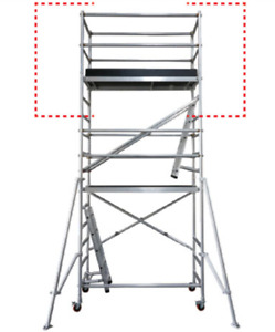 Butlin Maxi Mobile Scaffold Extension Kit - 4.0m