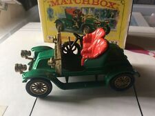 Matchbox Lesney Models of Yesteryear Y2 1911 Renault Boxed