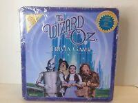 Pressman The Wizard of Oz Trivia Game in Collectors Tin 1999