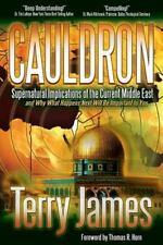 CAULDRON by Terry James (2014 Paperback)