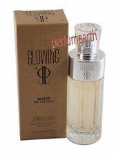 Glowing by J. Lo Tster 2.5 oz Eau de Parfum Spray for Women New In Tster
