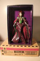 2012 Empress of the Aliens - Gold Label BARBIE Doll HTF Greening + Shipper NRFB