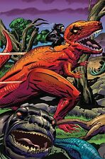 MONSTERS UNLEASHED #2 (OF 5) (2017) SCARCE 1:10 KIRBY 100TH ANNI VARIANT COVER