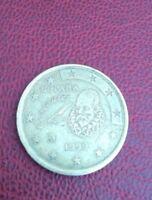 50 CENT EURO ESPANA CERVANTES 1999