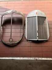 Iconic HORCH 853 Coupe Stromlinien radiator grill GERMAN ORIGINAL GENUINE part