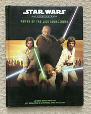 Star Wars RPG Power of the Jedi Sourcebook D20 - Poor Condition