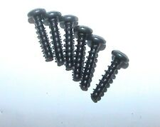 Replacement Screws for Sinclair ZX Spectrum +2A +2B Black Case 128k