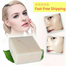100% Jam Rice Milk Soap Glutathione Skin Whitening Moisturizing Anti Aging 60g y