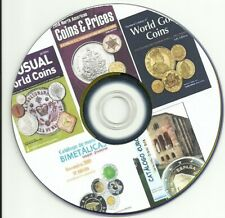 North-America and Europa Coins Catalog ▶ World Canada, USA, Mexico on DVD