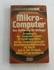 BUCHMIKRO COMPUTER LÜBBES EINFÜHRUNG FÜR ANFÄNGER
