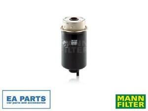 Fuel filter MANN-FILTER WK 8165