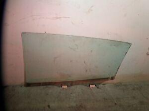 HONDA INSIGHT DRIVER SIDE REAR DOOR GLASS 2012 MODEL
