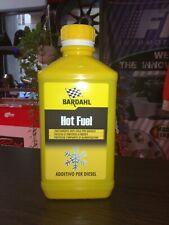 BARDAHL HOT FUEL Trattamento Antigelo Diesel Fluidità Basse Temperature -25°c
