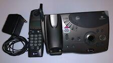 AT&T 3358 5.8 GHz Cordless Telephone Base Station + 1 Handset