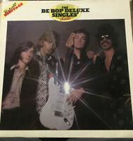 """THE BE BOP DELUXE SINGLES  LP 12"""" RECORD VINYL ALBUM FREE POSTAGE"""
