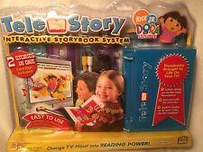 Telestory Interactive Storybook Learning System - Nick Jr. - Dora the Explorer
