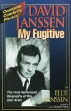 David Janssen : My Fugitive by Ellie Janssen (1995, Hardcover)