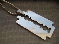 Stainless Steel Unisex Pendants