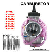 PWK 33mm 34mm 35mm 36mm 38mm 40mm 42mm Carburetor Carb Kit For 200cc Motorcycle