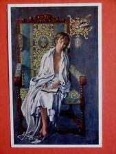 Jean-Pierre ALAUX carton invitation vernissage 1964 Paris Surréalisme La Ciotat