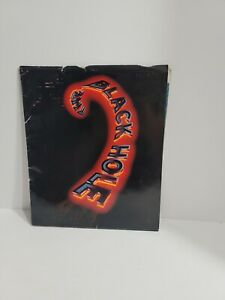 Disney The Black Hole Press Kit Publicity Pack For Theaters With Movie Poster